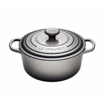 Le Creuset Round Oven 6.7L Oyster