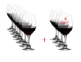 RIEDEL PAY 8 GET 12 RED WINE GLA